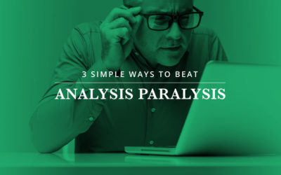 Analysis Paralysis: What Is It & How Can You Beat It?